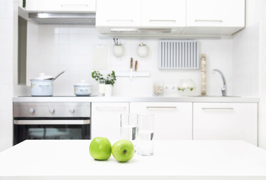 Jak funkcjonalnie urządzić małą kuchnię?